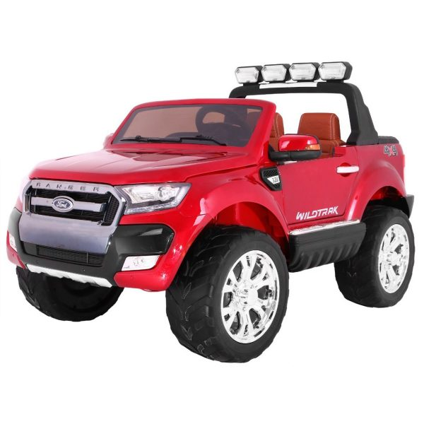Ford Ranger 4х4 с планшетом MPEG4