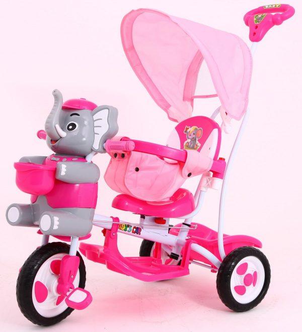Трехколесный велосипед Слон