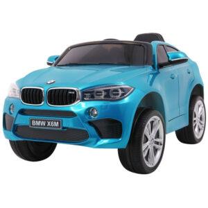 BMW X6M Blue