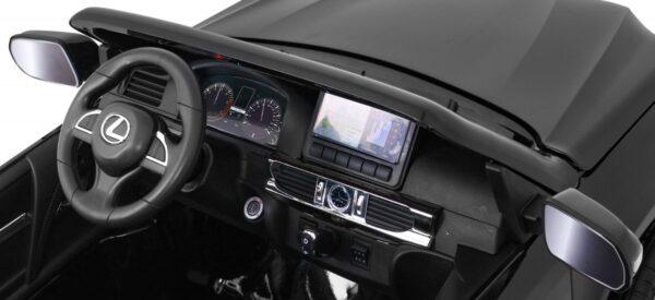 Lexus LX570 black