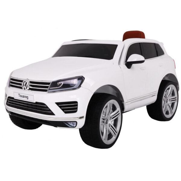 Volkswagen Touareg White