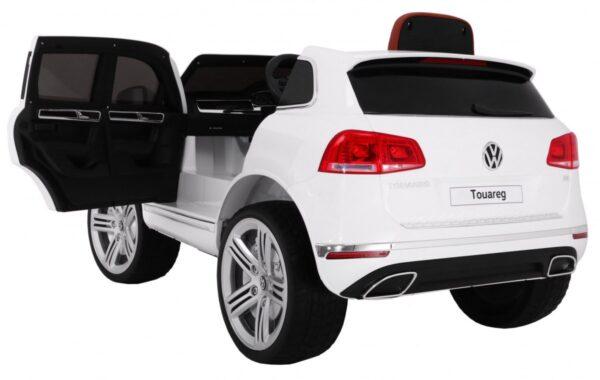 Volkswagen Touareg Painting White