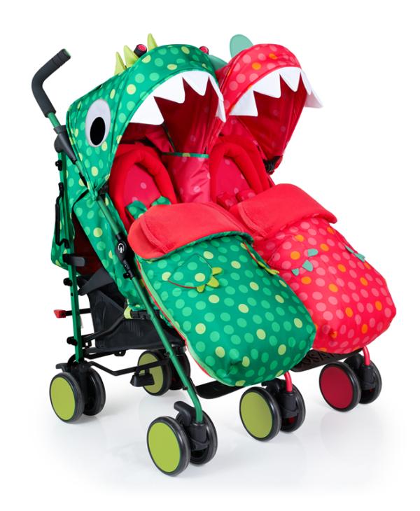 Детская коляска Cosatto CT3910