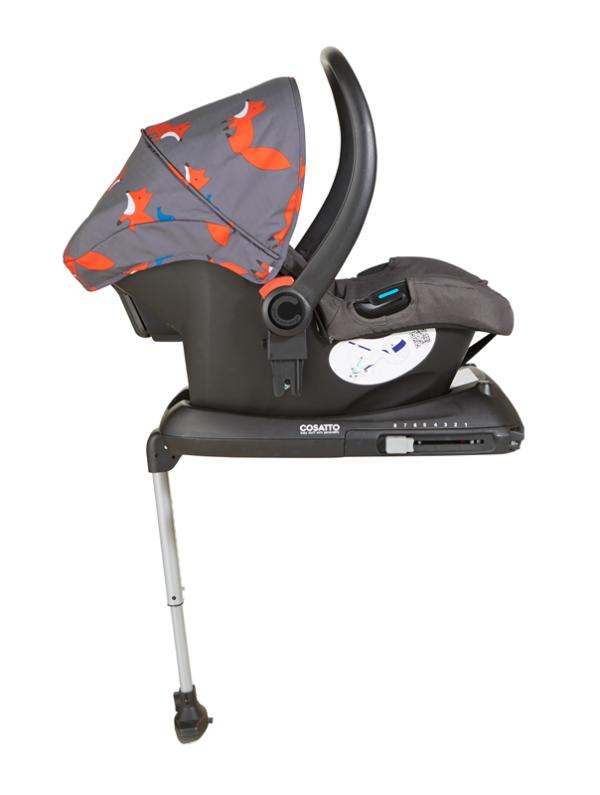 Детское автокресло Cosatto Hold Mix 0+ Car Seat Mister Fox CT4005