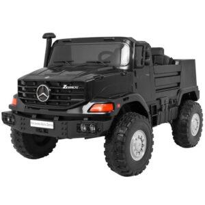 Mercedes-Benz Zetros Black