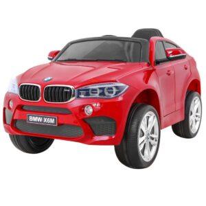 BMW X6M Red