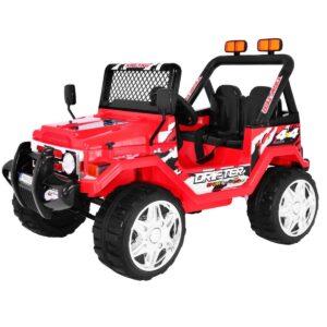RAPTOR Drifter Wheels Red