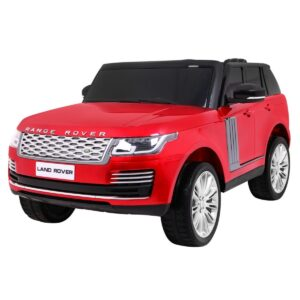 Range Rover HSE Red