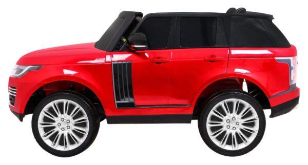 Детская электромашинка Range Rover HSE red