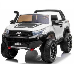 Toyota Hillux White