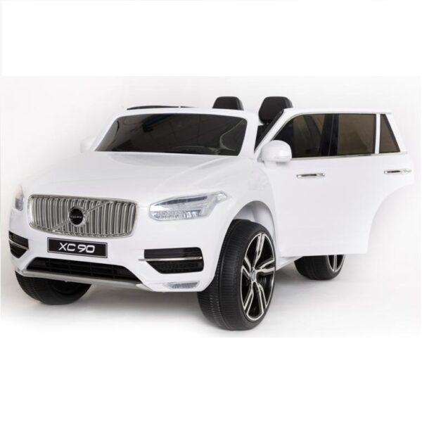 VOLVO XC90 LUX white